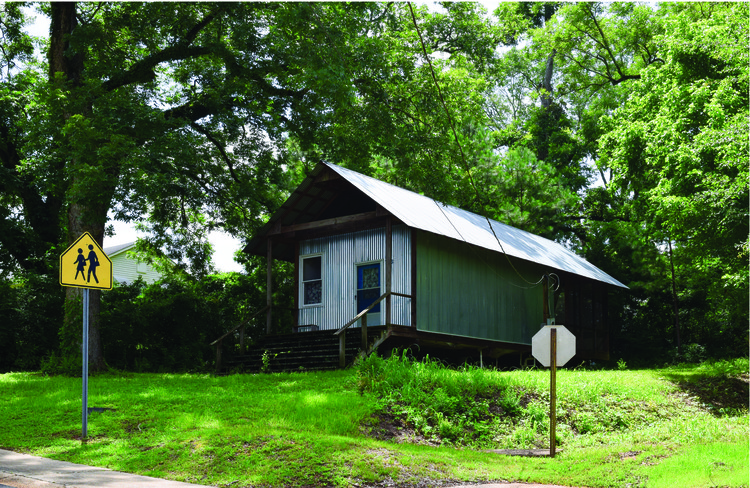 20K Homes By Auburn Universityu0027s Rural Studio Program, NewBern, Alabama   A  Project Featured