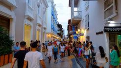 """Cartagena peatonalizará su centro histórico para el """"goce del espacio público"""""""