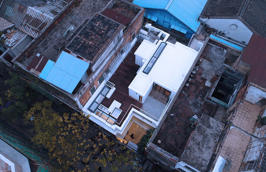Aerial. Image © Zaohui Huang
