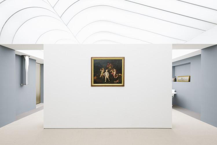Palazzo Doria Pamphilj Apartment Renovation / SUPERVOID, © Giorgio De Vecchi - Gerda Studio