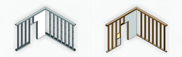 Steel Frame e Wood Frame: vantagens dos sistemas construtivos a seco, © Matheus Pereira