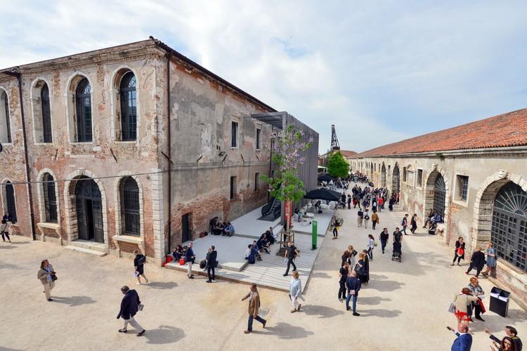 La práctica de la enseñanza: Bienal de Venecia 2018, Cortesía de La Biennale di Venecia
