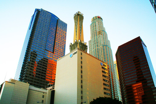 © <a href='https://commons.wikimedia.org/wiki/File:Att_building_LA.jpg'>Wikimedia user KennethHan</a></noindex></noindex>  licensed under <noindex><noindex><a target=