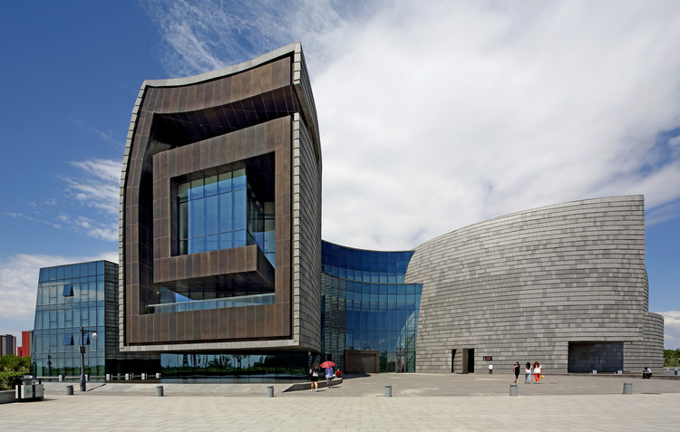 Datong Museum / China Architecture Design Group Land-based Rationalism D.R.C, © Guangyuan Zhang