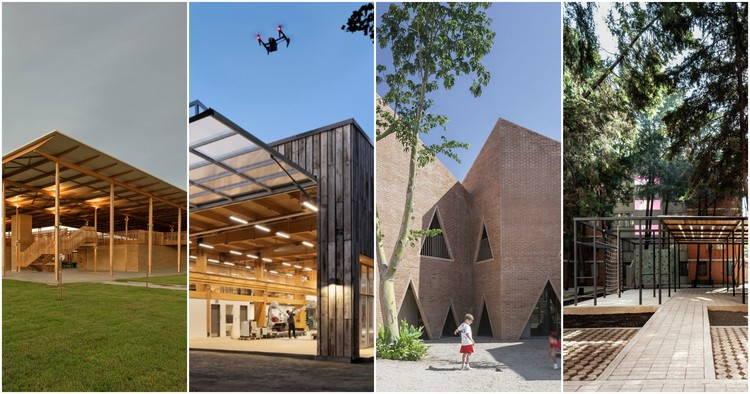 Four Finalists Selected in the 2018 MCHAP Awards for Emerging Architecture