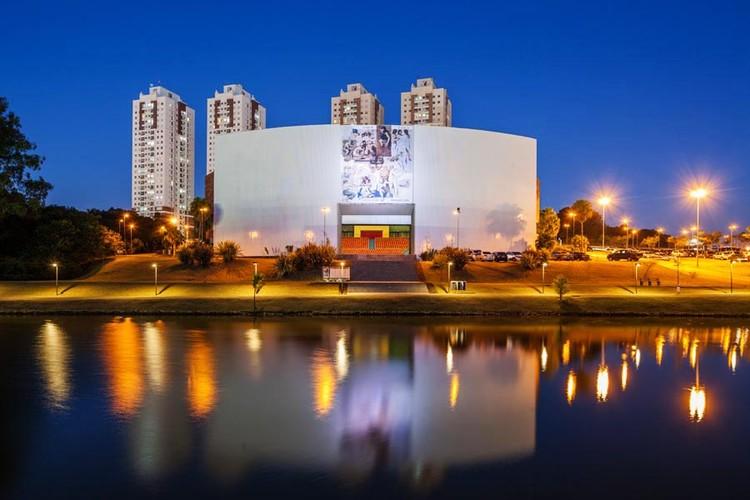 Teatro Positivo Grande Auditório / Manoel Coelho Arquitetura e Design, ©  Nelson Kon