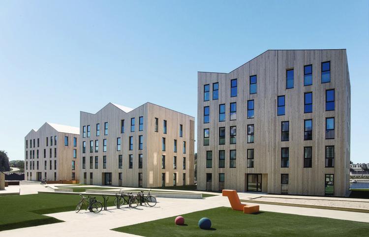 Mandal Slipway Housing Complex / Reiulf Ramstad Arkitekter, © RRA