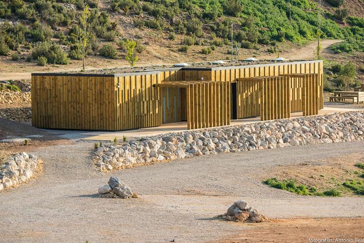 Edificio de Actividades Acuáticas / Diaz Romero Arquitectos, Courtesy of Diaz Romero Arquitectos