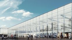 Pascall+Watson to Design Stansted Airport's Transformation