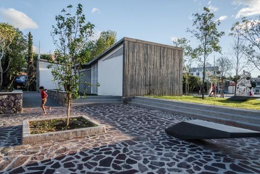 Rehabilitación Parque Hidalgo / Taller5 Arquitectos