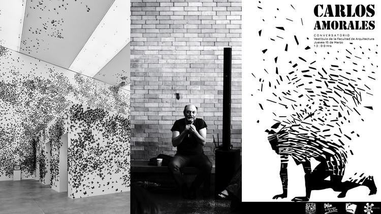 Conversatorio 07: Carlos Amorales 'Sobre la construcción del conocimiento'