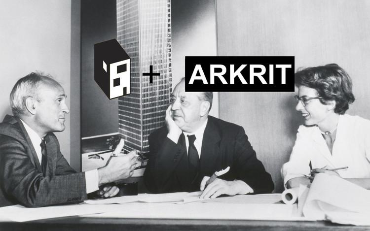 ArchDaily en Español y Colectivo ARKRIT se asocian para discutir sobre arquitectura, Cortesía de Arkrit