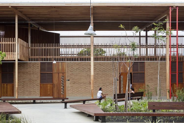 Resultado do 5º Prêmio Saint-Gobain de Arquitetura – Habitat, © Leonardo Finotti