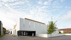 Centro Cultural y Biblioteca 'De Factorij' / ebtca architecten & Archiles architecten