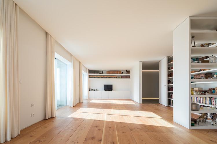 Apartamento na Avenida da República / Manuel Cachão Tojal, © Francisco Nogueira