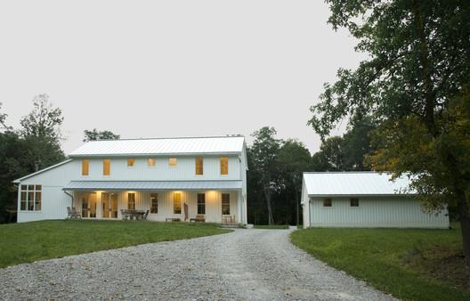 Maineville Residence / John Senhauser Architects