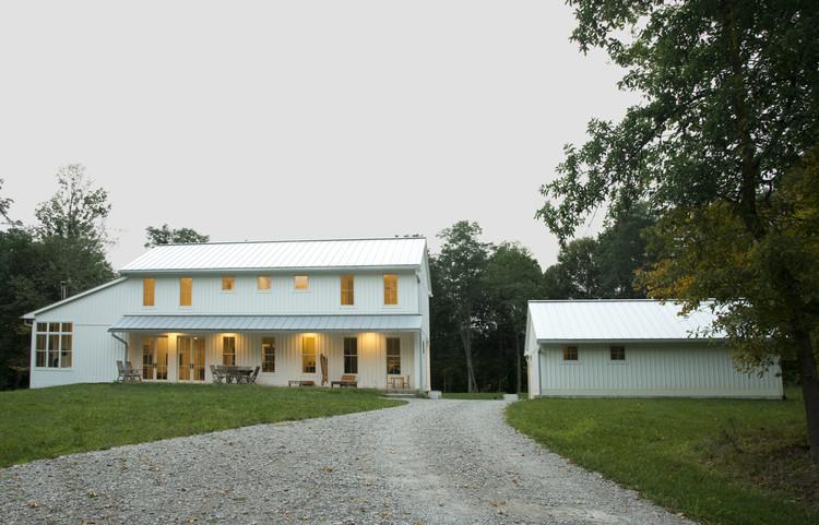 Maineville Residence / John Senhauser Architects, Courtesy of John Senhauser