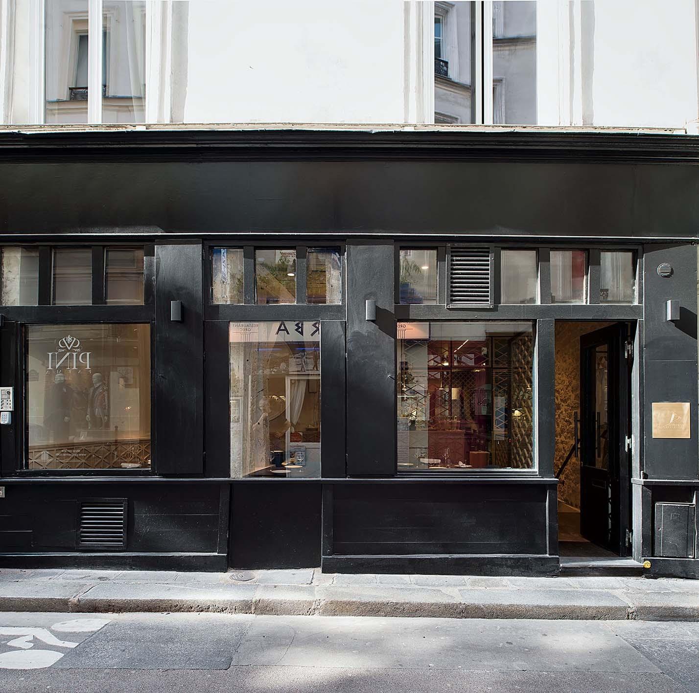 Gallery of restaurant yoshinori alia bengana atelier for Atelier 4 architecte