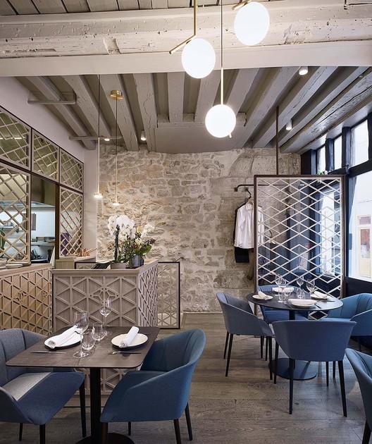 Restaurant Yoshinori / Alia Bengana + Atelier BEPG