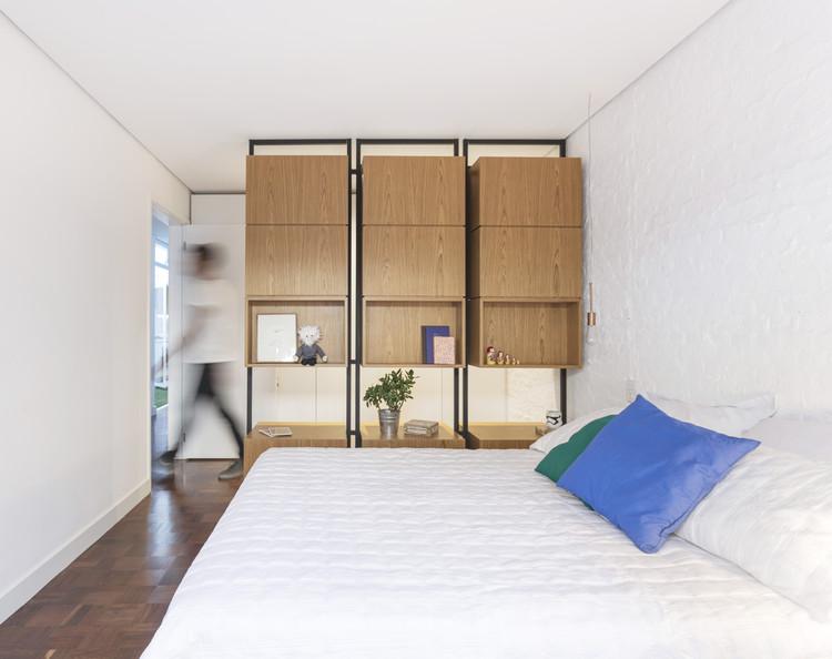 Apartamento Recanto / 0E1 Arquitetos, © Marcelo Donadussi