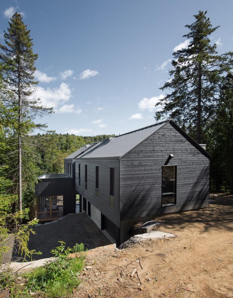 De La Canardière Residence / BOOM TOWN, Montreal, Canada [784px × 1,000px]