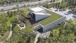 Passive House Pavilion of Longfor Sundar / SUP Atelier