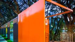 Estação iBike Paraíso / Vernare Projetos
