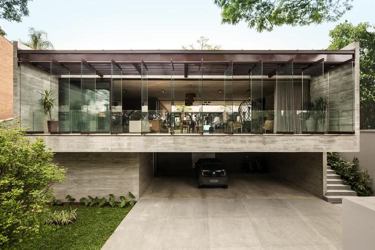 Jardins House / Drucker Arquitetos e Associados, © Ruben Otero
