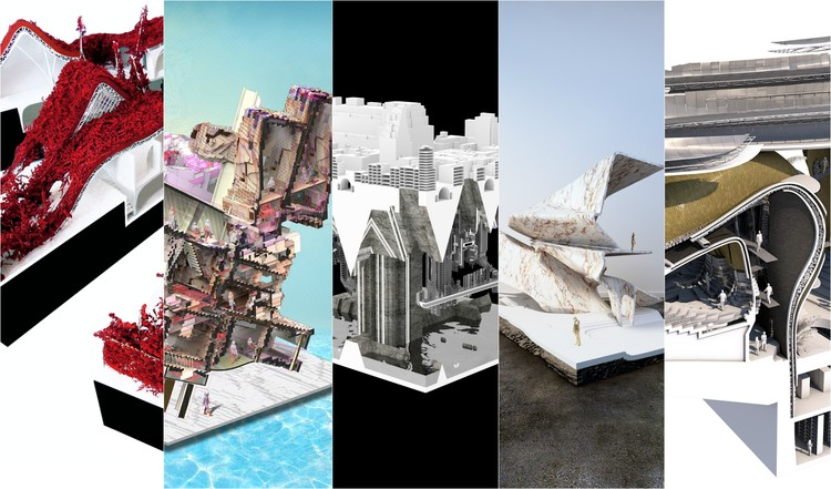 Architecture Student convoca a los mejores proyectos y estos son los resultados