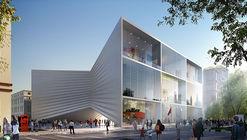 BIG diseñará el Teatro Nacional de Albania