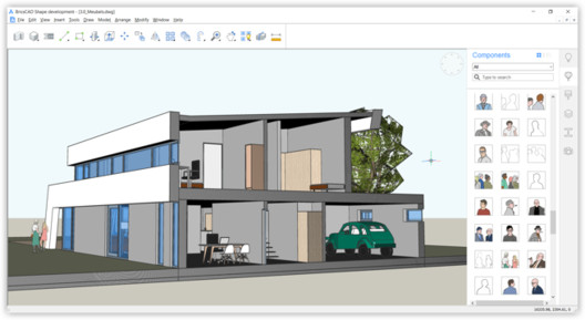 If you're familiar with CAD, you can learn how to use BricsCAD Shape in 30 minutes or less.