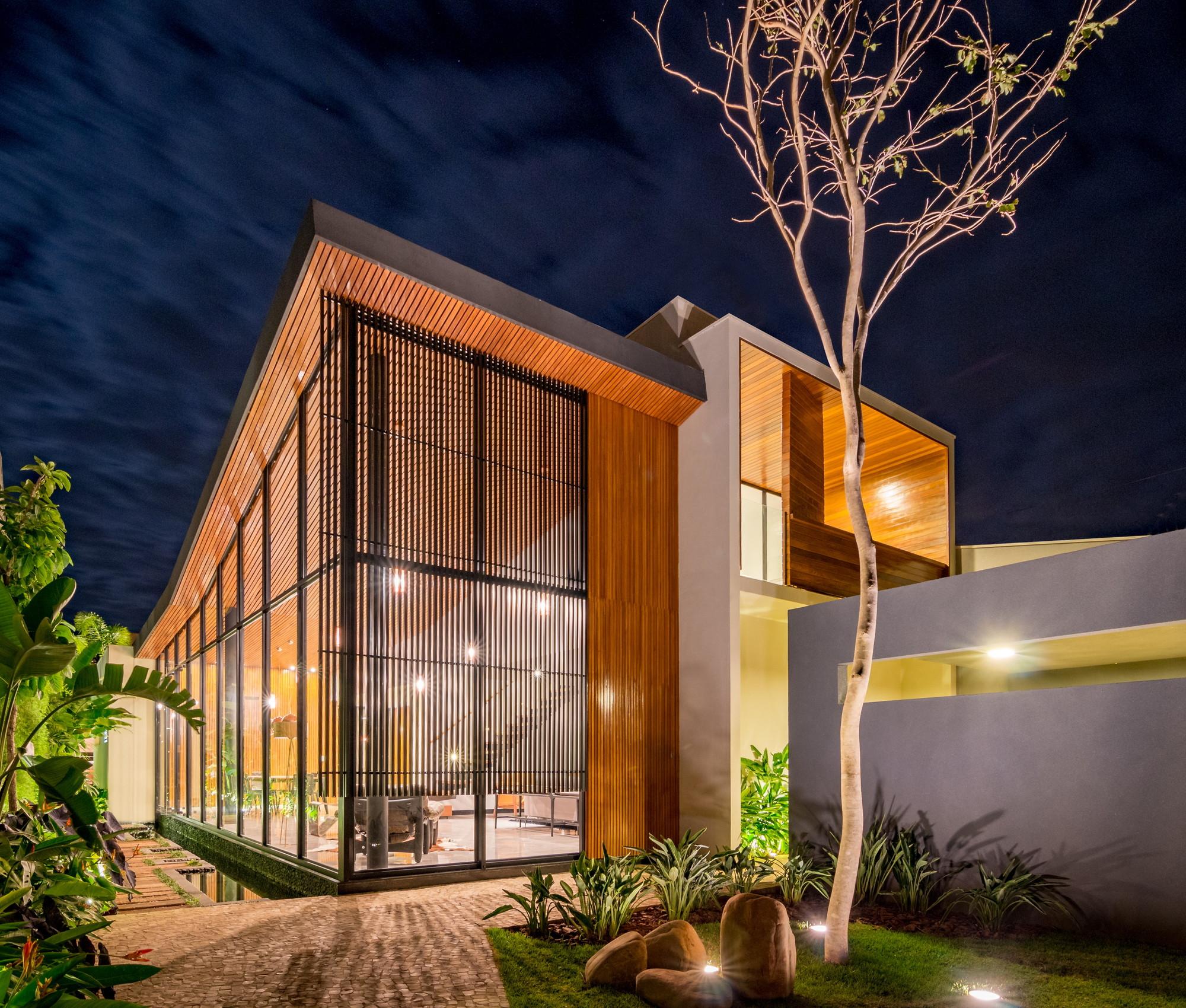 Galeria de casa granada est dio haa 4 for Casas modernas granada