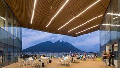 Biblioteca del Tecnológico de Monterrey / Sasaki