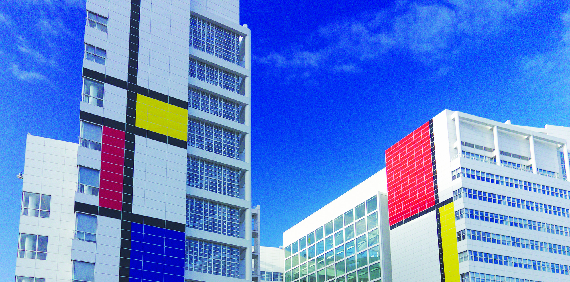 Why Are Architects So Obsessed With Piet Mondrian?