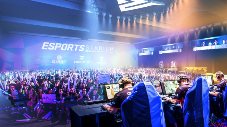 Populous to Collaborate on Design of North America's First eSports Stadium, Courtesy of Populous