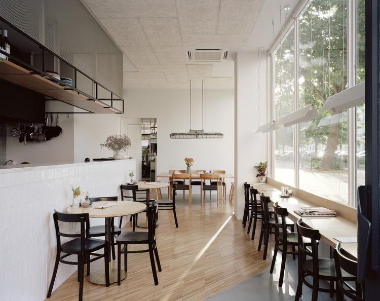 Restaurante Ela Canela / Gustavo Guimarães Arquitectura & Urbanismo, © André Cepeda