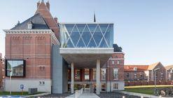 Renovação da Oud-Wezenhuis / WAW architects