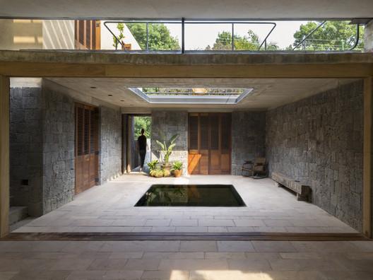 albino ortega house  / Rozana Montiel | Estudio de Arquitectura