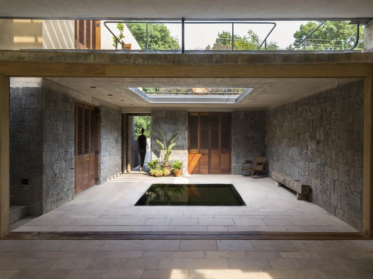 Residência Albino Ortega  / Rozana Montiel | Estudio de Arquitectura, © Sandra Pereznieto