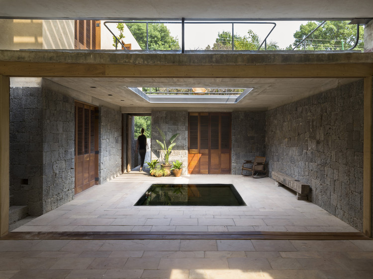 Casa Albino Ortega  / Rozana Montiel | Estudio de Arquitectura, © Sandra Pereznieto