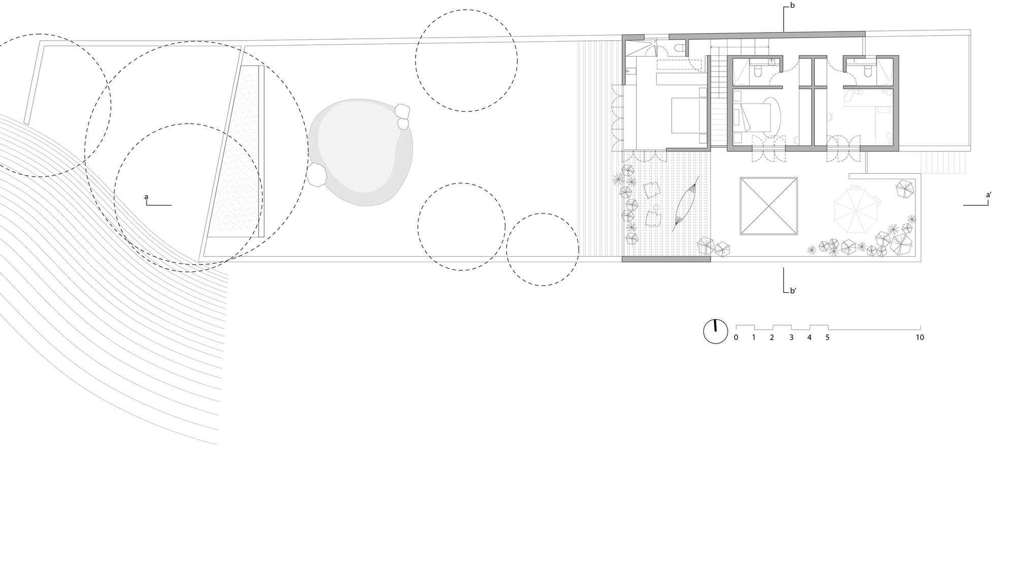 Galer a de casa albino ortega rozana montiel estudio for Arq estudio de arquitectura