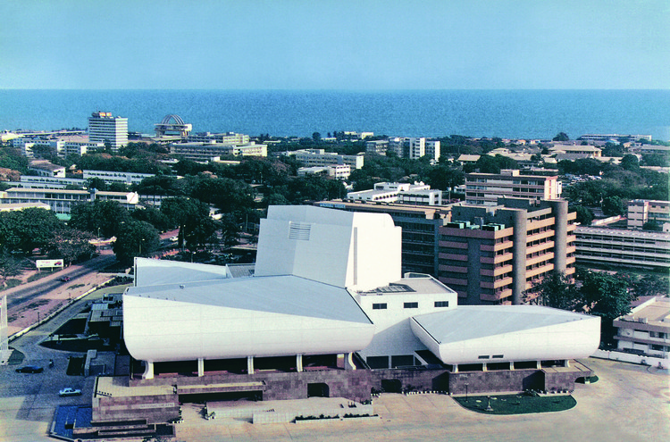 Ghana National Theatre / CCTN Design, Courtesy of CCTN Architectural Design