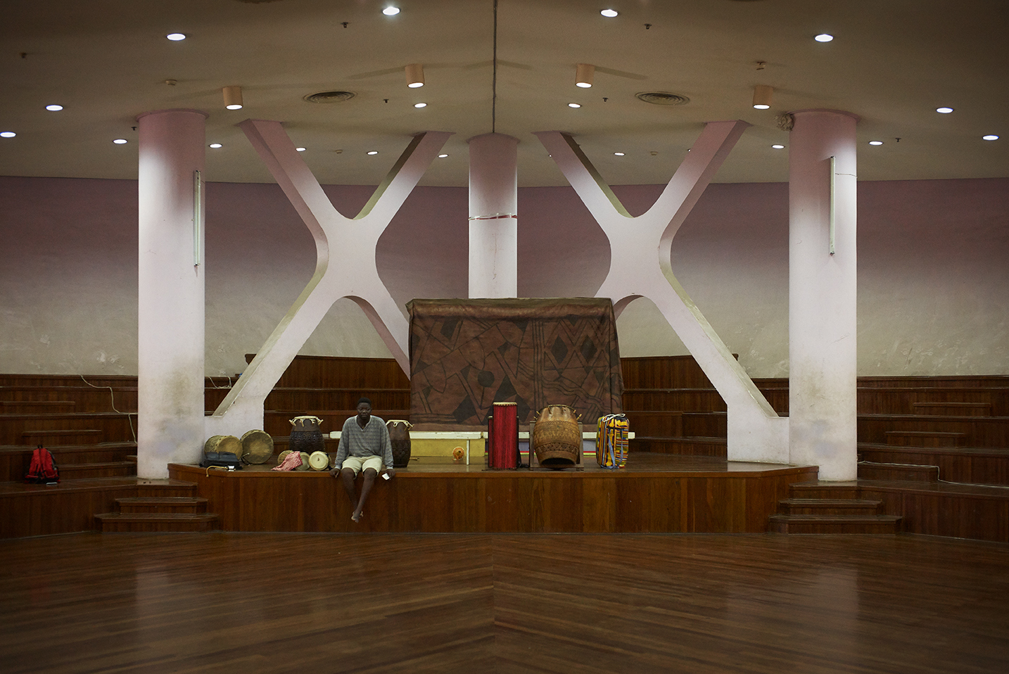 Gallery Of Ghana National Theatre Cctn Design 3