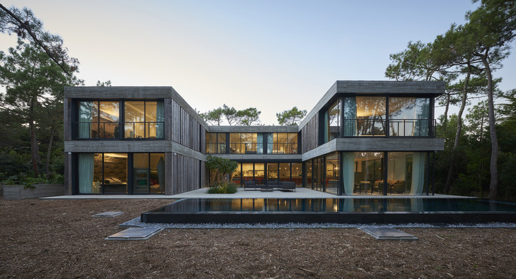 Villa Eiders / Touton Architectes, © Denis Lacharme