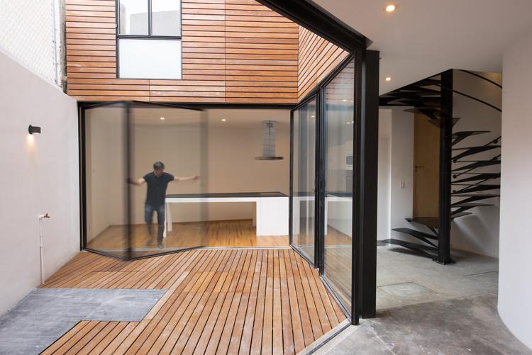 GR29 / Coop Arquitectura + Vrtical, © Jaime Navarro