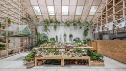 Tropical Forest / Tayone Design Studio