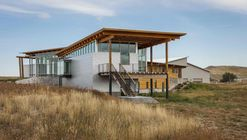 Rangeland Laboratory Facility / BVH Architecture