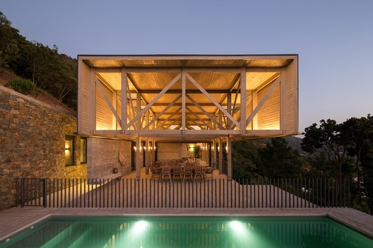 Casa El Boldo / SUN Arquitectos