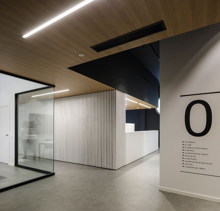Oficinas Ilerna On line / Estudi Alfred García Gotós, © Fernando Alda