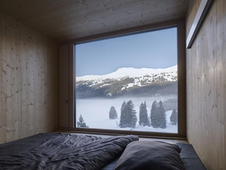 Hotel Revier / Carlos Martinez Architekten, © Marc Lins